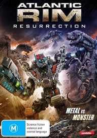 Atlantic Rim: Resurrection on DVD