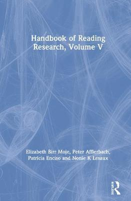 Handbook of Reading Research, Volume V by Peter Afflerbach