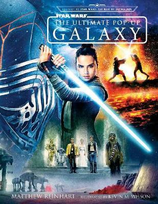 Star Wars: The Ultimate Pop-UP Galaxy by Star Wars