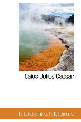 Caius Julius Caesar by N. L. Achaintre image
