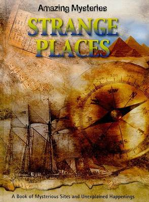 Strange Places by Anne Rooney, Etc image