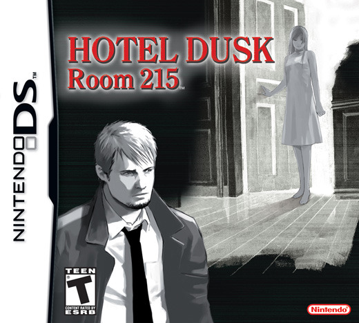 Hotel Dusk: Room 215 for Nintendo DS