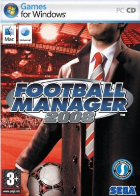 Football Manager 2008 for PC Games