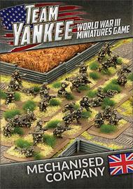 Flames of War: Team Yankee British Mechanised Company