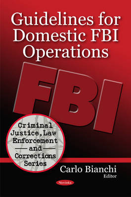 Guidelines for Domestic FBI Operations image