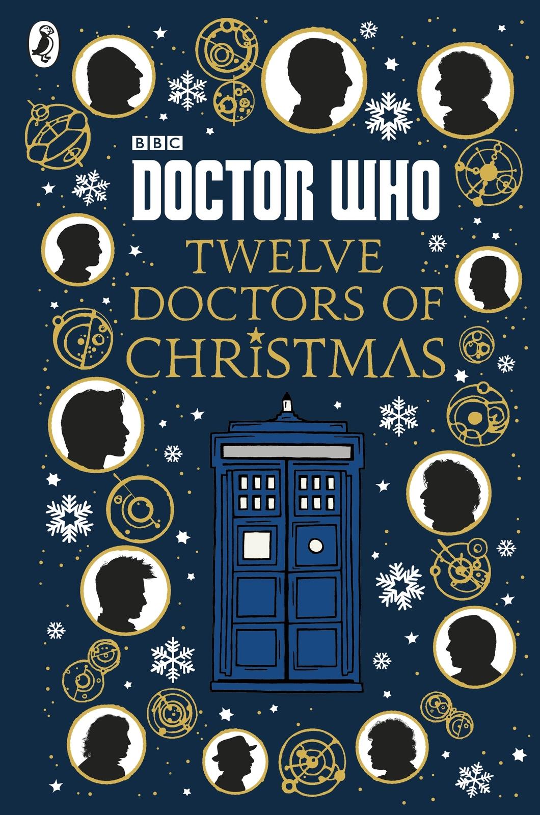 Doctor Who: Twelve Doctors of Christmas image