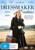 The Dressmaker on DVD