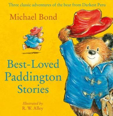 Best-loved Paddington Stories by Michael Bond image