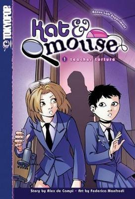 Kat & Mouse Volume 1 Manga by Alex De Campi