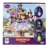 Monopoly Junior: Sofia the First Edition