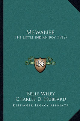 Mewanee: The Little Indian Boy (1912) by Belle Wiley image