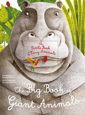 The Big Book of Giant Animals by Francesca Cosanti