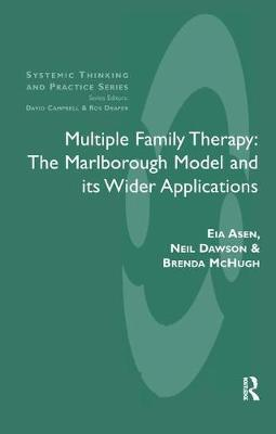 Multiple Family Therapy by Eia Asen image