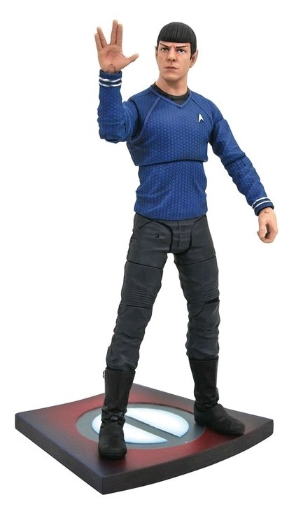 Star Trek: Movie Select Action Figure - Spock