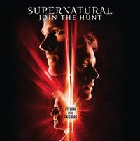 Supernatural 2019 Wall Calendar