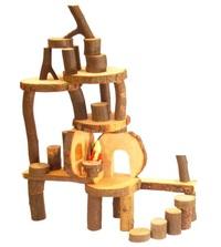 Magic Wood: Eco Tree Blocks - Playset (36 piece set)