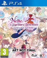 Nelke & the Legendary Alchemists: Ateliers of the New World for PS4