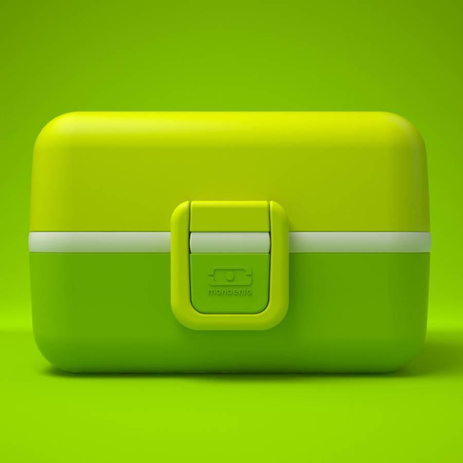 Monbento: Tresor Kids Lunch Box (Apple) image