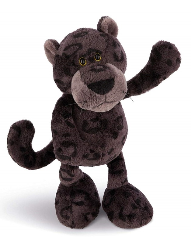 Nici: Wild Friends Plush - Panther Jerome (35cm)