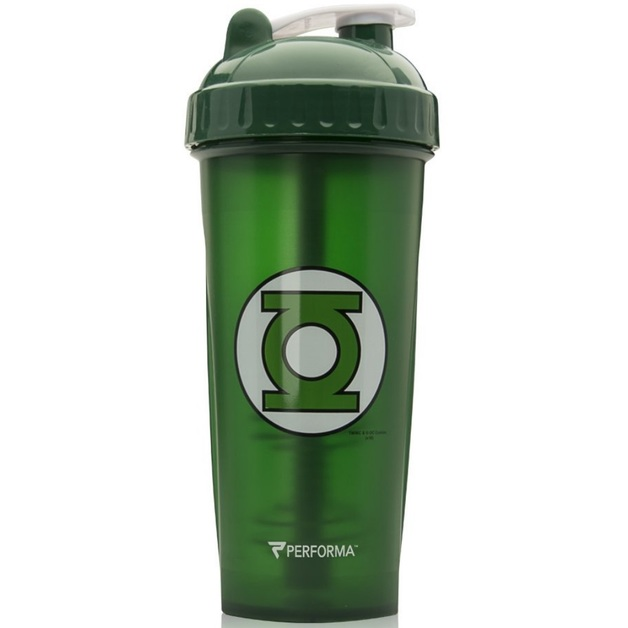 Performa: DC Comics Hero Series Shaker - Green Lantern (800ml)