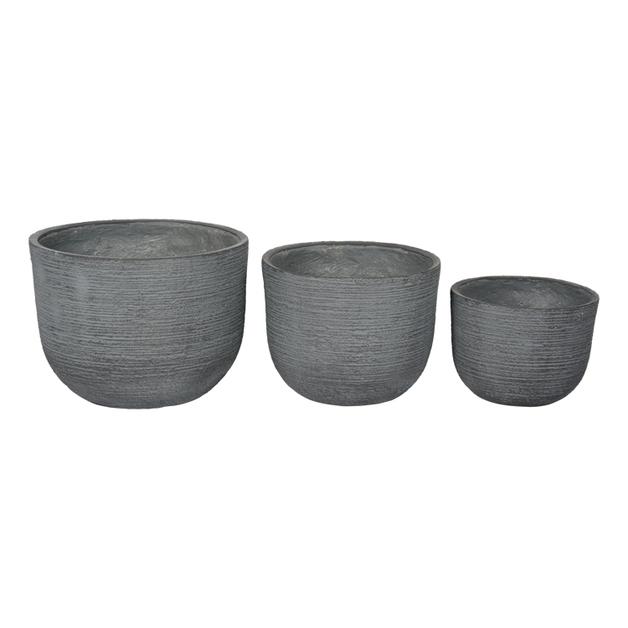 Habitat 101: Lucca Pots (Set of 3)