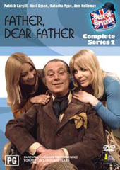 Father, Dear Father - Complete Series 2 on DVD