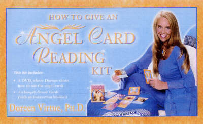 How to Give an Angel Card Reading Kit by Doreen Virtue image