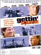 Gettin' Square - Collector's Edition on DVD