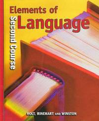 Elements of Language, Second Course by Professor Lee Odell, PhD image