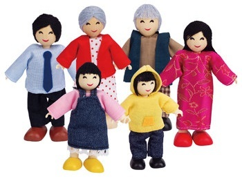 Hape: Happy Asian Family
