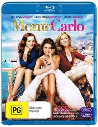 Monte Carlo on Blu-ray