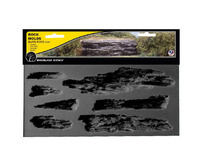 Woodland Scenics Shelf Rock Mould
