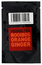 Tea Total - Rooibos Orange Ginger Tea (Sample Bag)