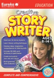 Eureka Creative Story Writer for PC Games