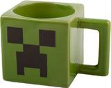 Minecraft Creeper Face Square Mug