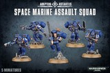 Warhammer 40,000 Space Marine Assault Squad (2015)