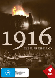1916 - The Irish Rebellion on DVD image