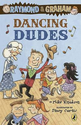 Raymond and Graham: Dancing Dudes by Mike Knudson