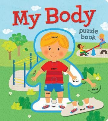 My Body EVA Puzzle Book image