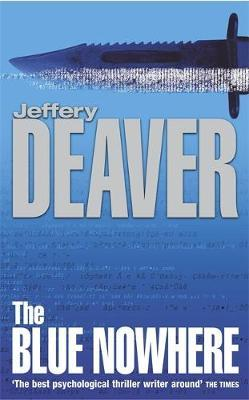 The Blue Nowhere by Jeffery Deaver image