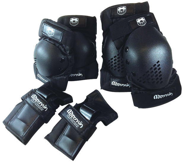 Adrenalin Elbow/Knee/Wrist Protection - Youth