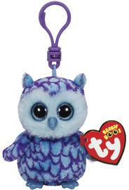 Ty Beanie Boos: Oscar Owl - Clip On Plush