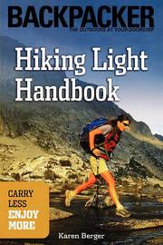 Hiking Light Handbook by Karen Berger