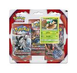 Pokemon TCG Sun & Moon Crimson Invasion 3 Pack Blister: Decidueye