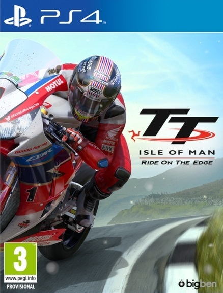 TT Isle of Man: Ride On The Edge for PS4