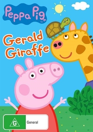 Peppa Pig: Gerald Giraffe on DVD