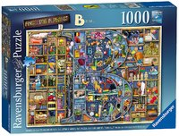 Ravensburger : Awesome Alphabet B Puzzle (1000 Pcs)