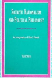 Socratic Rationalism and Political Philosophy by Paul Stern image
