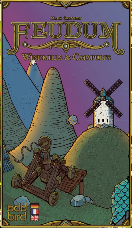 Feudum: Windmills & Catapults - Expansion