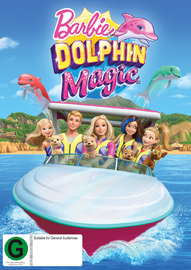 Barbie Dolphin Magic on DVD